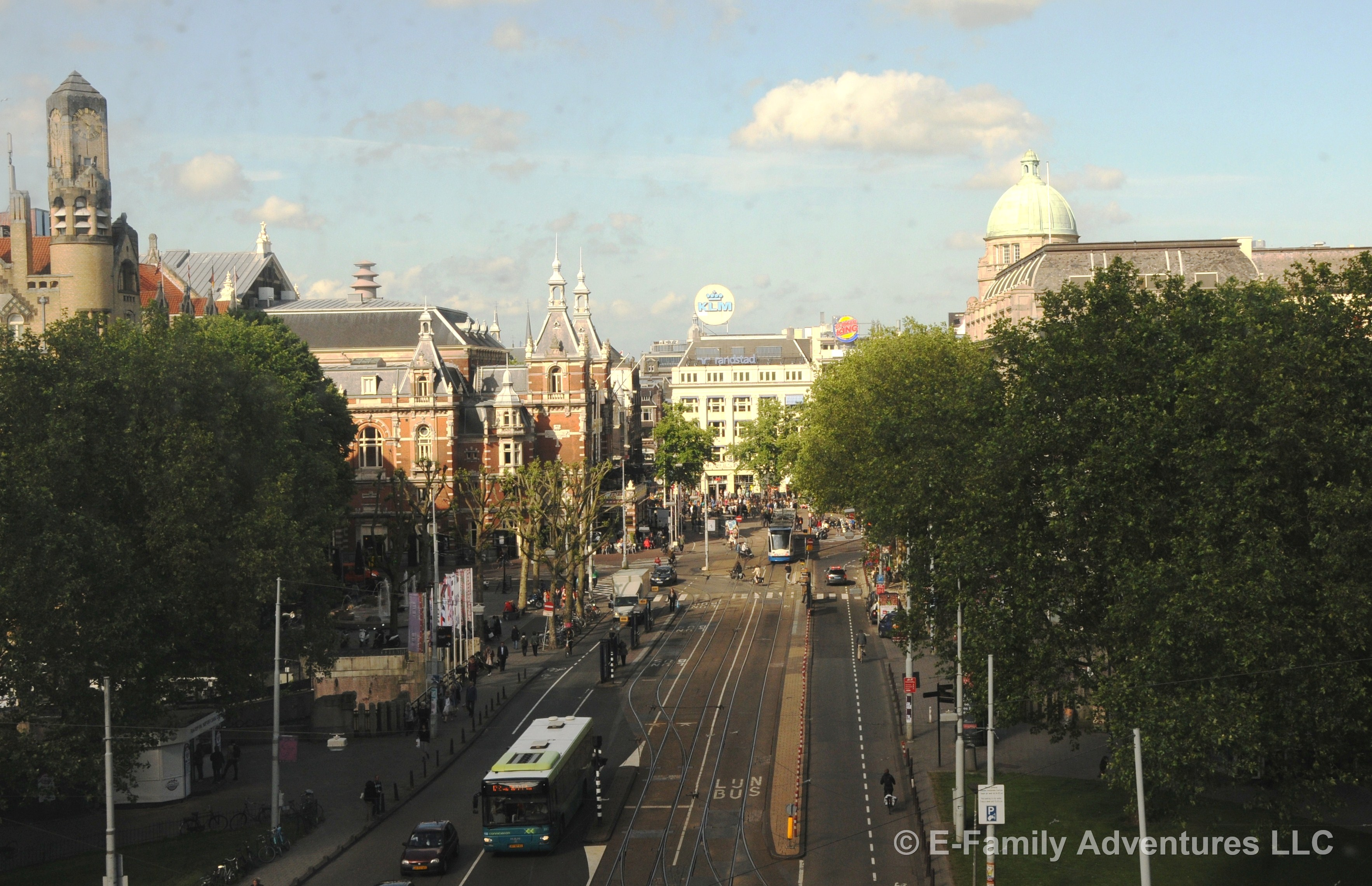Amsterdam With Kids E Family Adventures